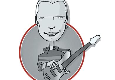 VLADIMIR SAMARDŽIĆ – Žičanim putevima kroz svet bas gitare 3